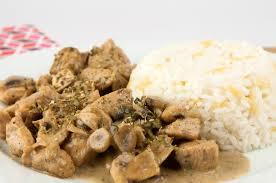 Kremalı Mantarlı Tavuk , Kremalı Mantarlı Tavuk Tarifi