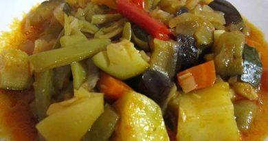 zeytinyağlı türlü, zeytinyağlı türlü tarifi, zeytinyağlı türlü nasıl yapılır?